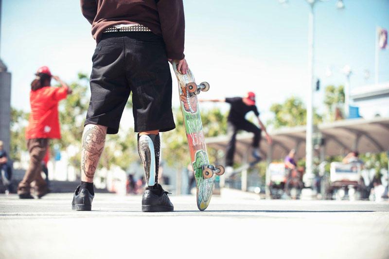 designedprosthetic10 Протезы тоже могут быть элегантными и стильными!