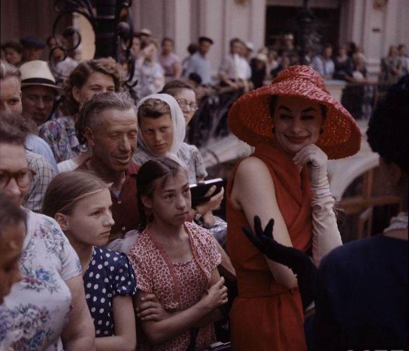 diorinmsk09 Кристиан Диор: Как прошел первый визит в Москву в 1959 году
