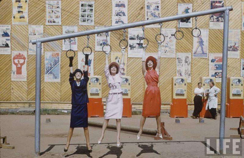 diorinmsk20 Кристиан Диор: Как прошел первый визит в Москву в 1959 году