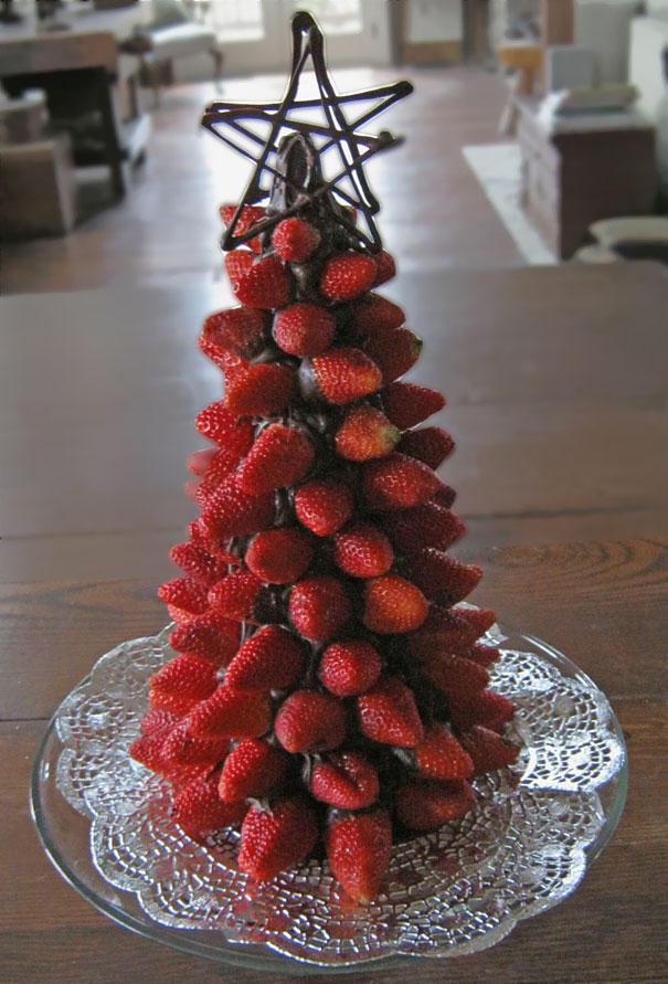 diyxmastrees18 Как сделать новогоднюю елку своими руками: несколько простых идей