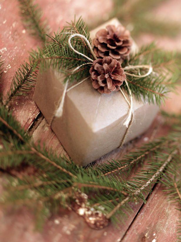 giftwrap01 30 идей, как упаковать новогодний подарок