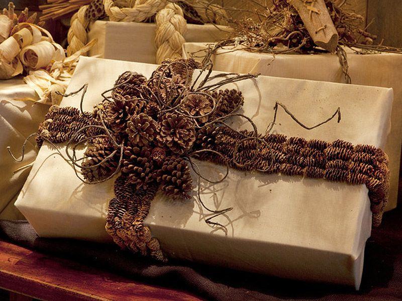 giftwrap02 30 идей, как упаковать новогодний подарок