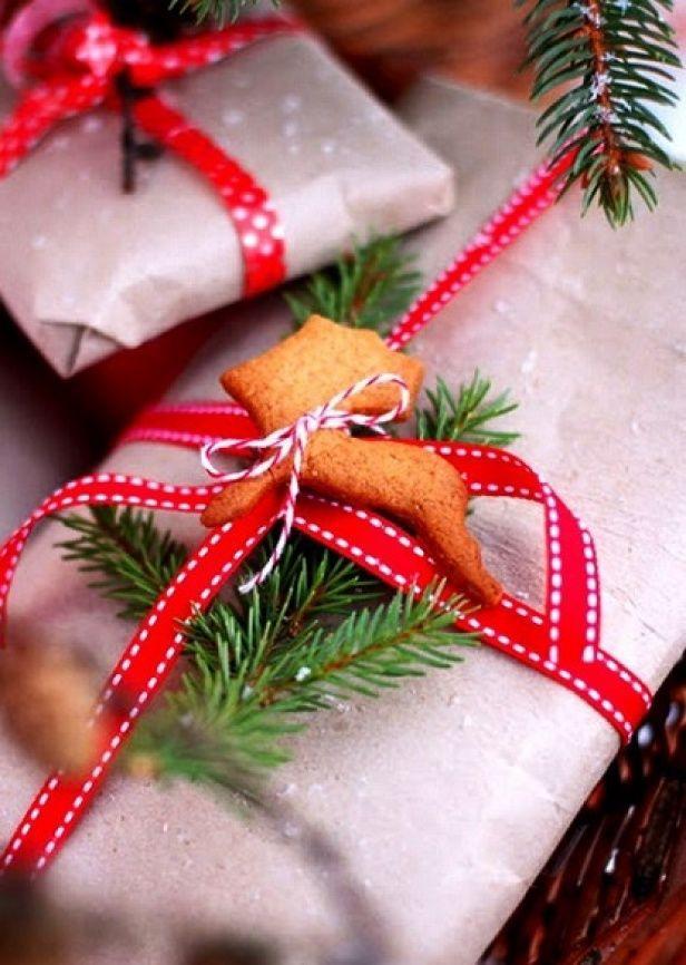 giftwrap12 30 идей, как упаковать новогодний подарок