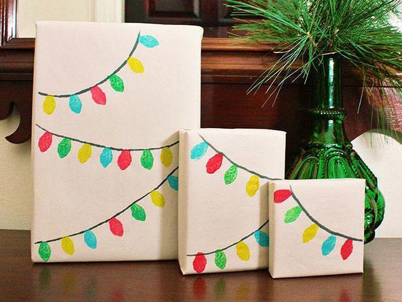 giftwrap13 30 идей, как упаковать новогодний подарок