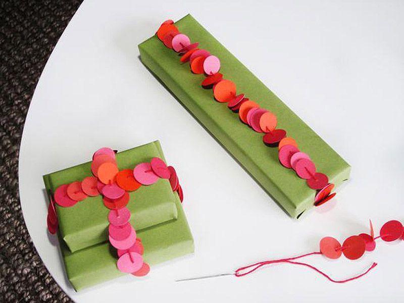 giftwrap15 30 идей, как упаковать новогодний подарок