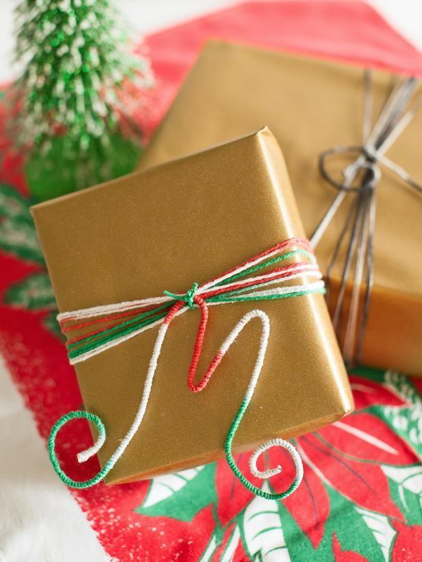 giftwrap16 30 идей, как упаковать новогодний подарок
