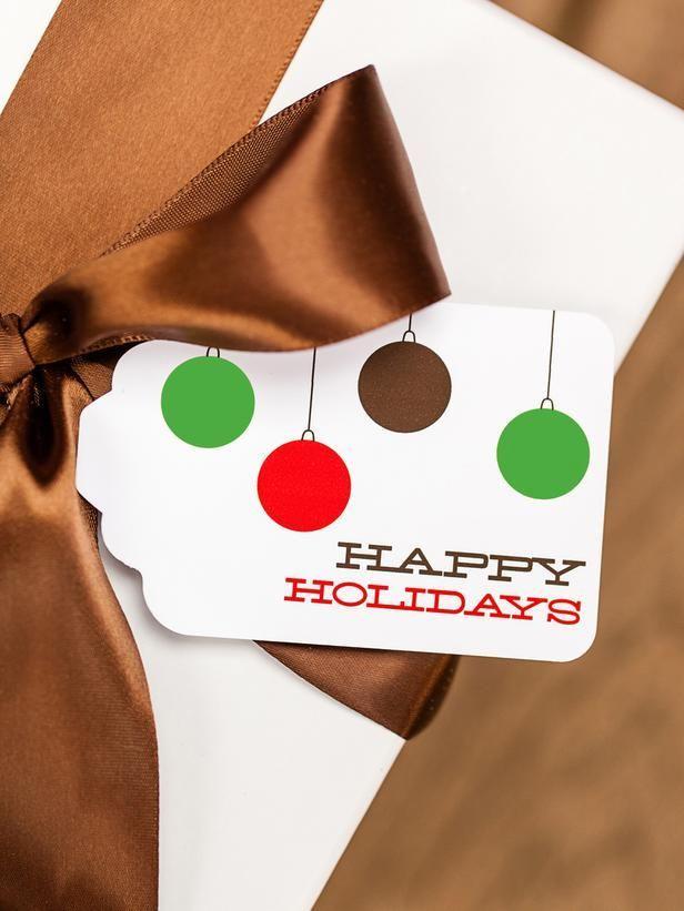 giftwrap18 30 идей, как упаковать новогодний подарок