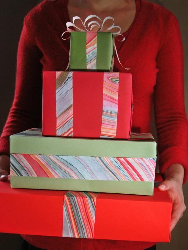 giftwrap20 30 идей, как упаковать новогодний подарок