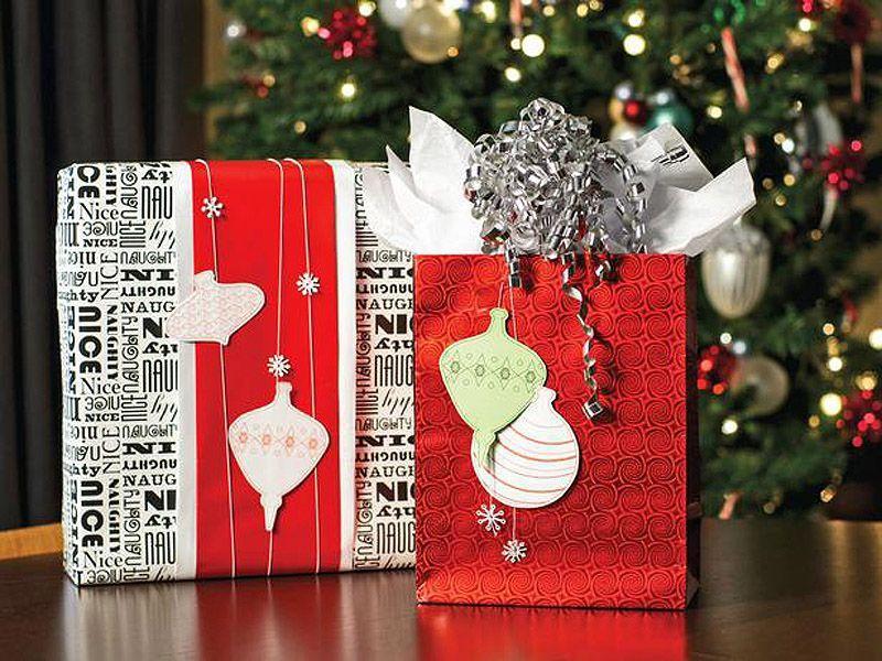 giftwrap21 30 идей, как упаковать новогодний подарок