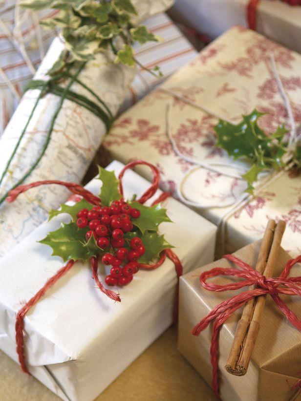 giftwrap22 30 идей, как упаковать новогодний подарок