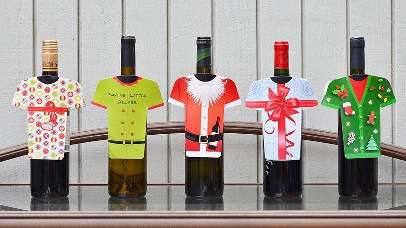 giftwrap26 30 идей, как упаковать новогодний подарок