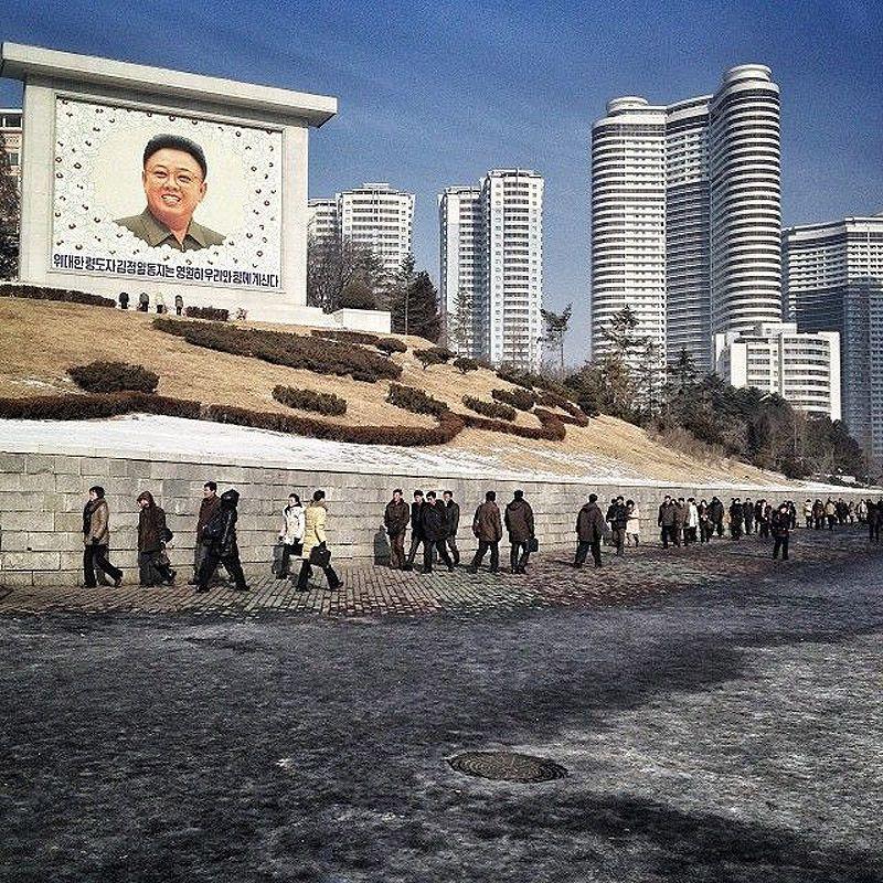 guttenfelder15 Instagram фотографом года по версии TIME стал автор блога о Северной Корее