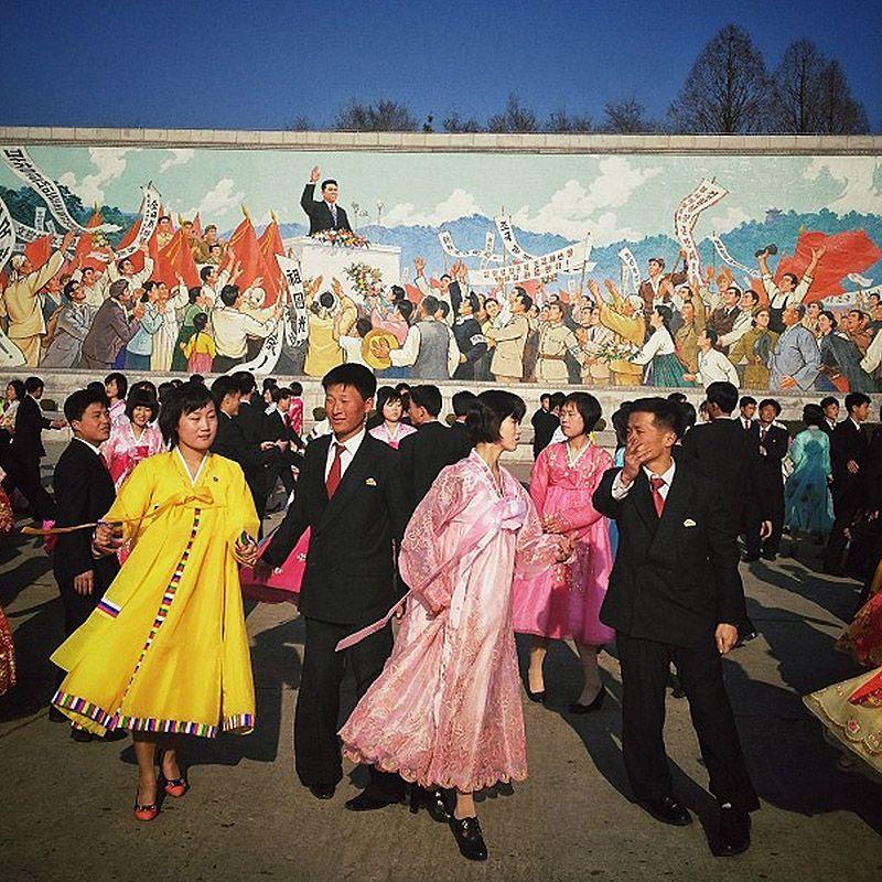 guttenfelder20 Instagram фотографом года по версии TIME стал автор блога о Северной Корее