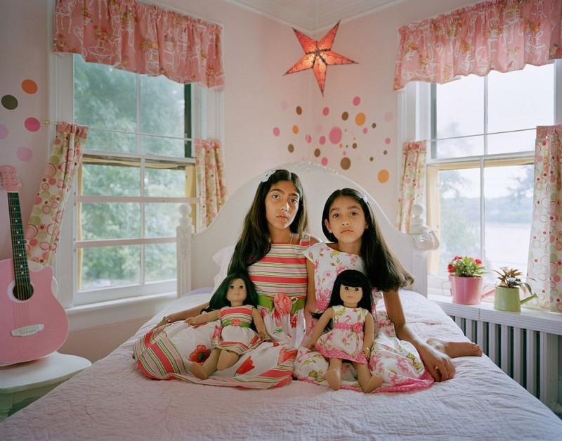 ilonaszwarc03 800x627 Детская мода: девочки и их куклы