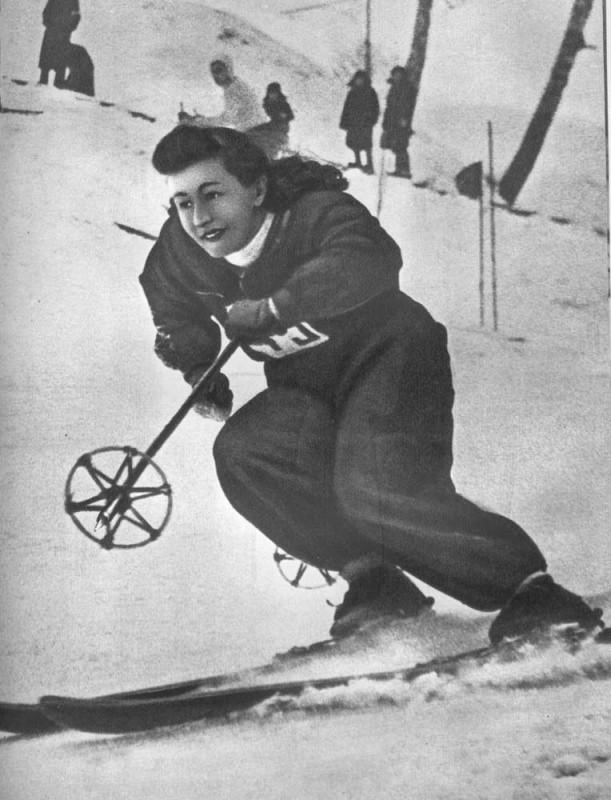 lygi10 611x800 Как менялись лыжи: от наскальных рисунков до наших дней