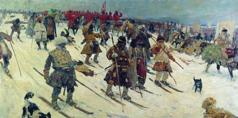 lygi2 800x398 Как менялись лыжи: от наскальных рисунков до наших дней