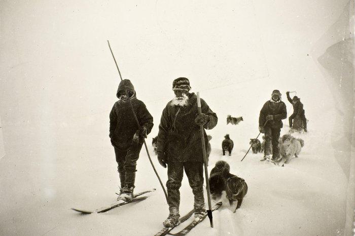 lygi3 Как менялись лыжи: от наскальных рисунков до наших дней