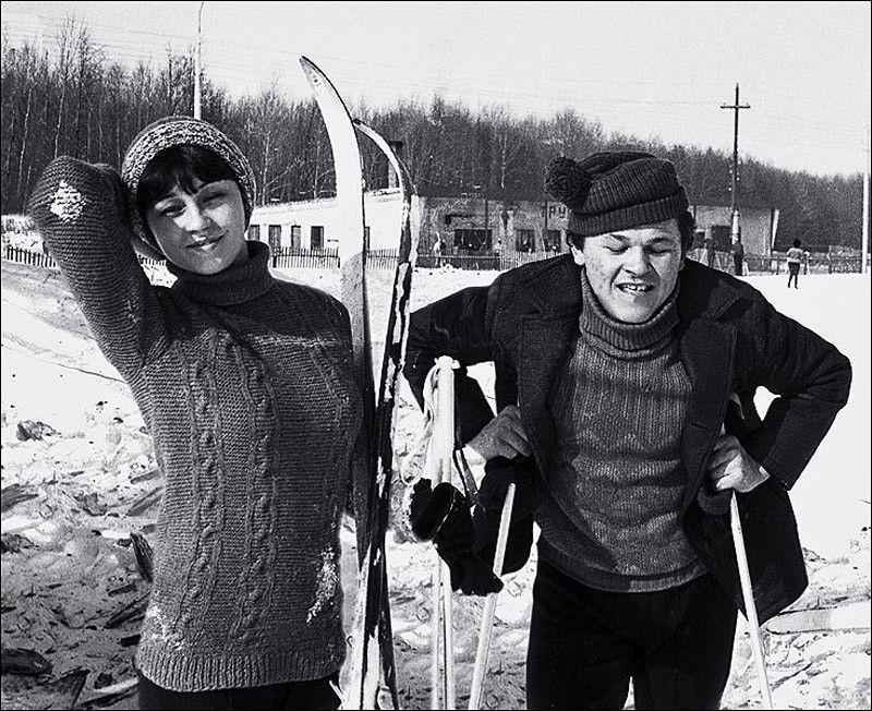 lygi8 Как менялись лыжи: от наскальных рисунков до наших дней