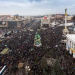 Марш Миллионов. Киев, Украина