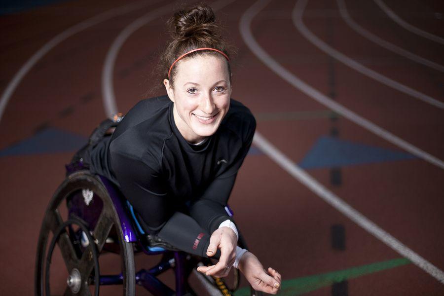Спортсменки инвалиды в сексе