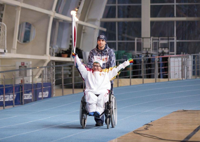 olympicfire15 Самые яркие моменты путешествия Олимпийского огня 2014, глазами иностранных журналистов