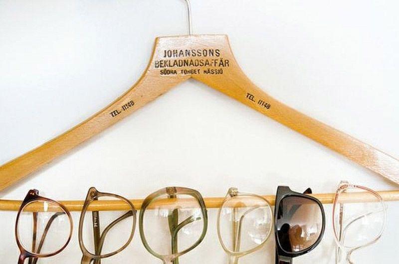 Подставка для очков своими руками лёгкая