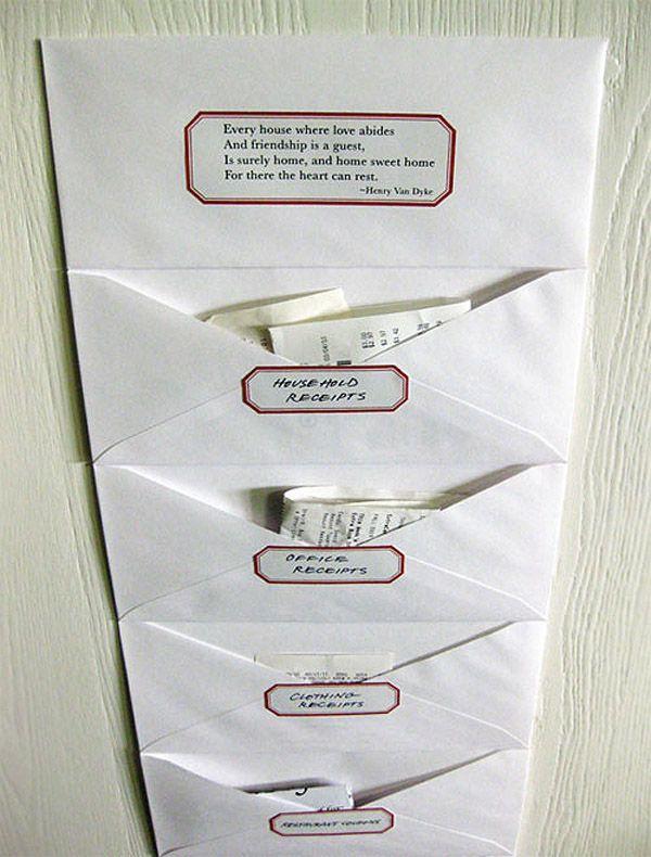 organizing49 Как грамотно организовать свой быт