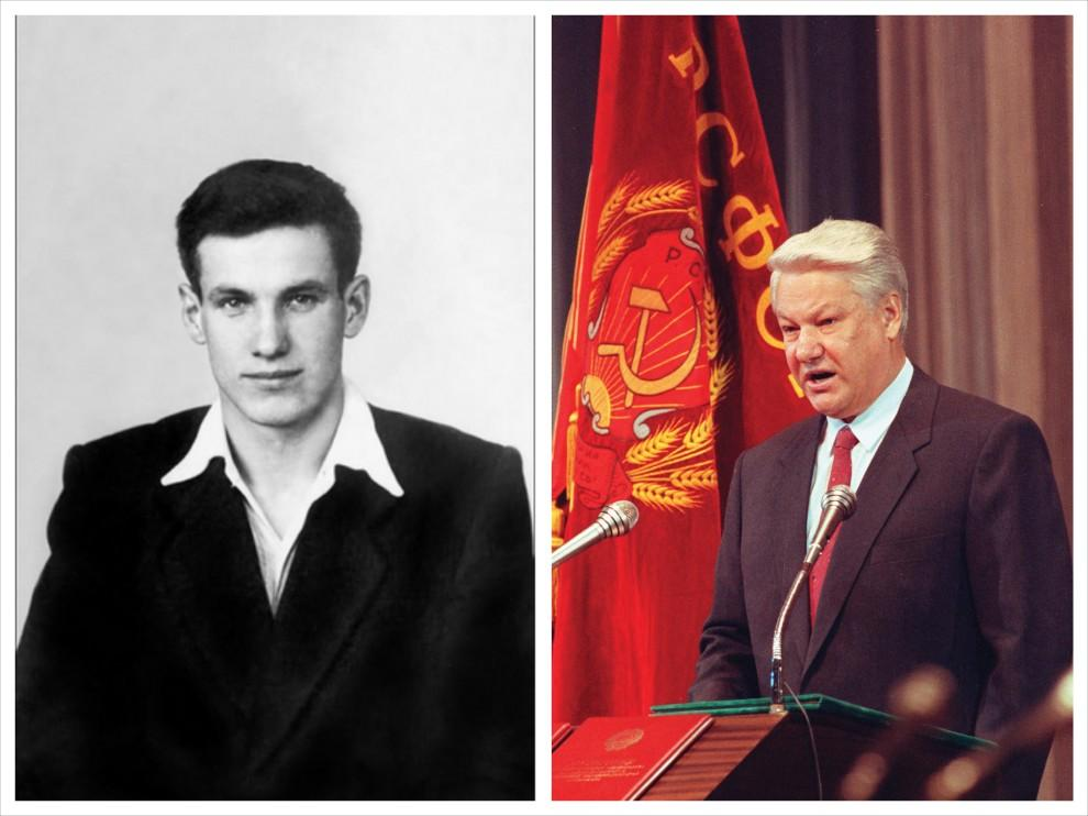 politiki08 Какими были политики в молодости