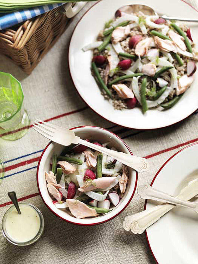 7 healthy salads for the new year holidays