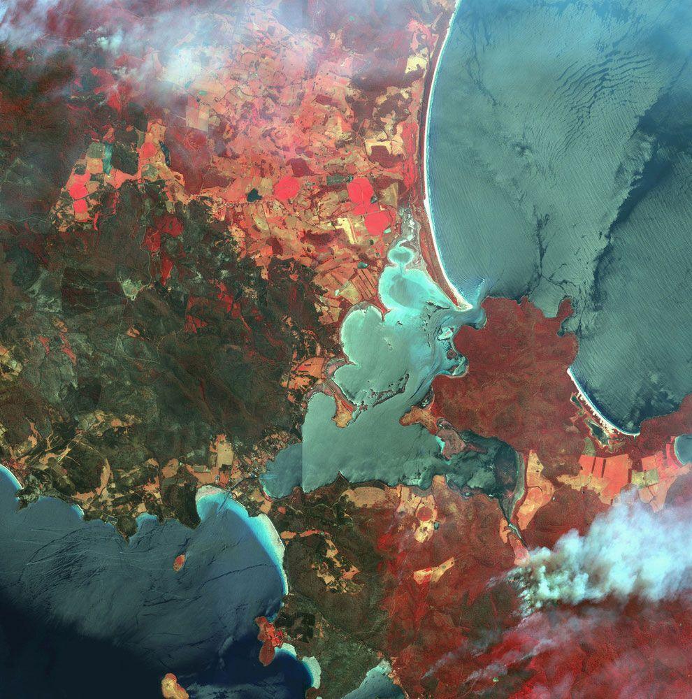 satellite05 Самые интересные снимки со спутника 2013