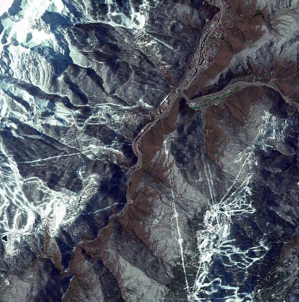 satellite15 Самые интересные снимки со спутника 2013