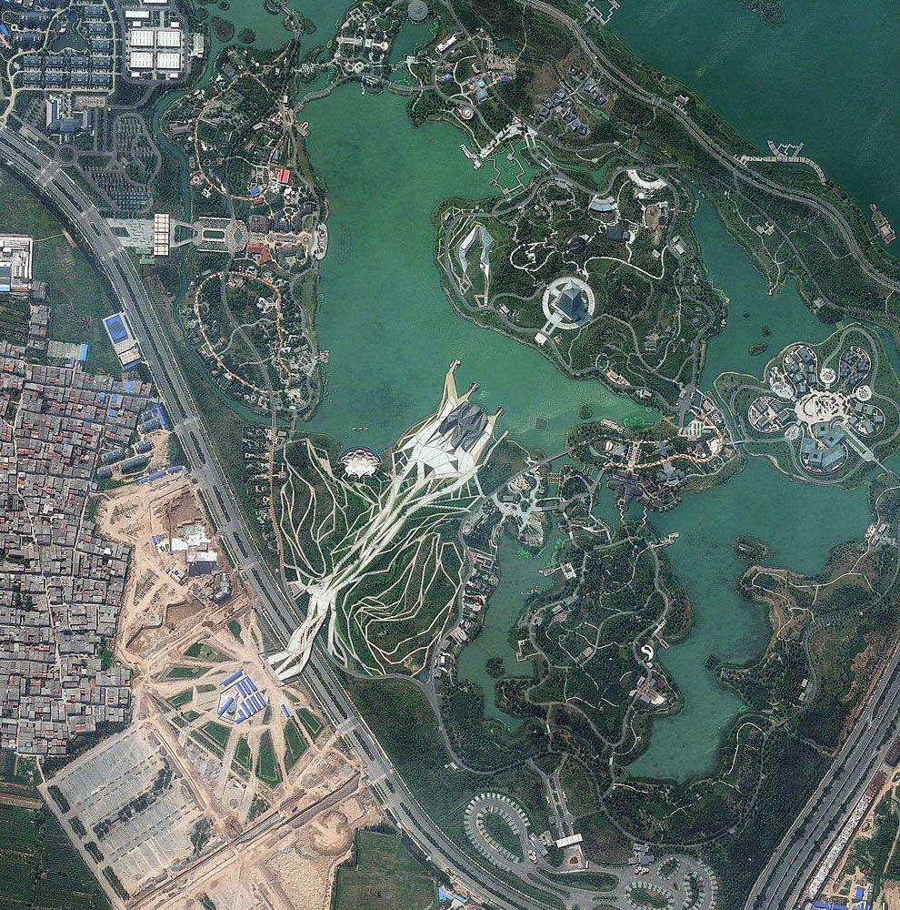 satellite17 Самые интересные снимки со спутника 2013