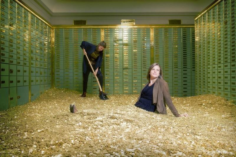 Хотите искупаться в деньгах?