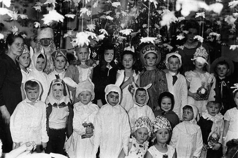 sovietNY05 Какими были советские утренники