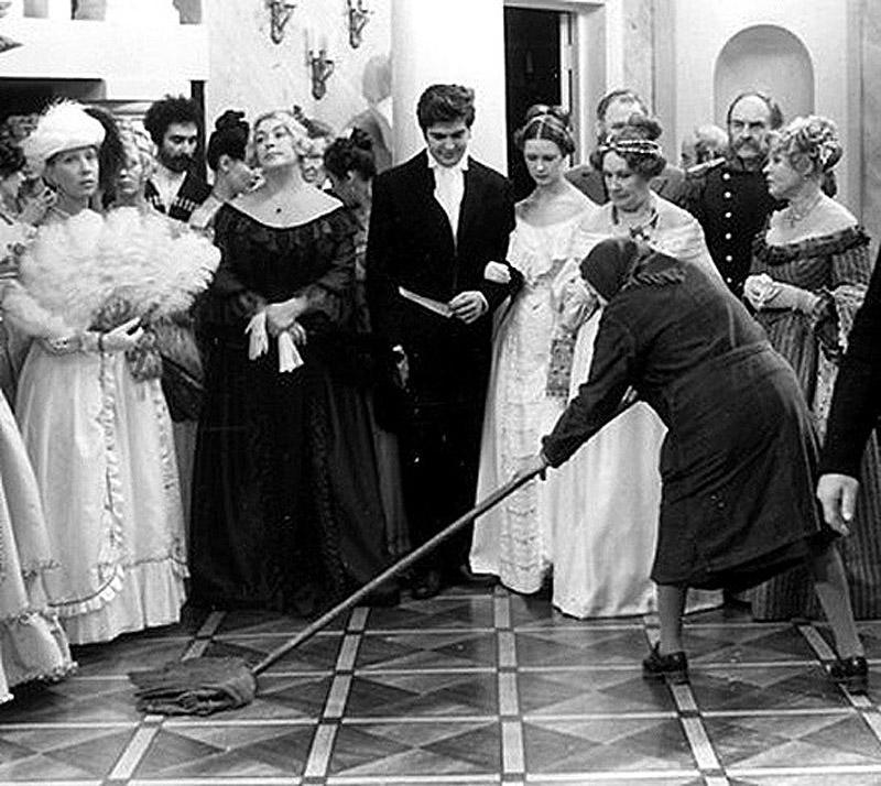sovietcinema01 Как снимали знаменитые советские фильмы