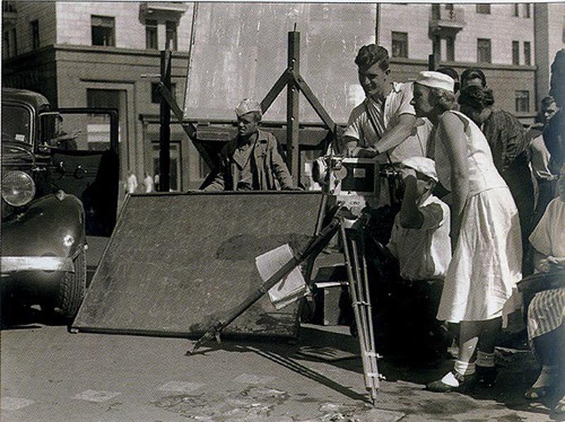 sovietcinema03 Как снимали знаменитые советские фильмы