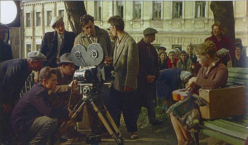 sovietcinema05 Как снимали знаменитые советские фильмы