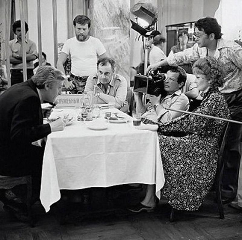 sovietcinema21 Как снимали знаменитые советские фильмы