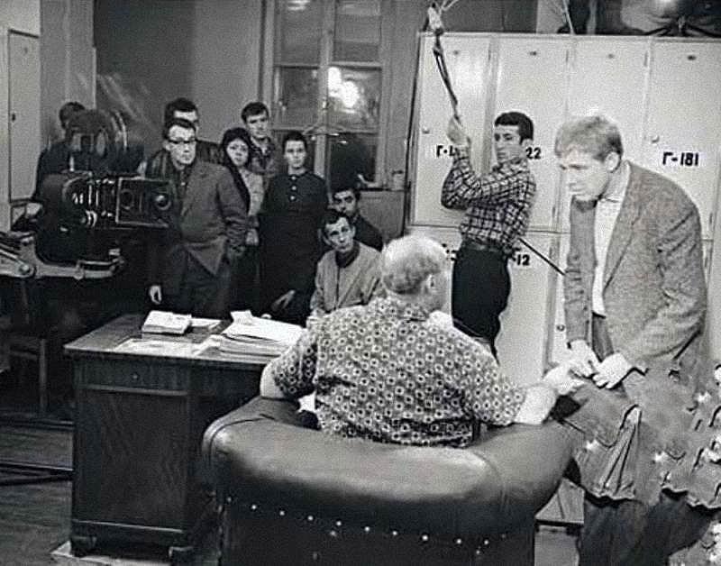 sovietcinema27 Как снимали знаменитые советские фильмы