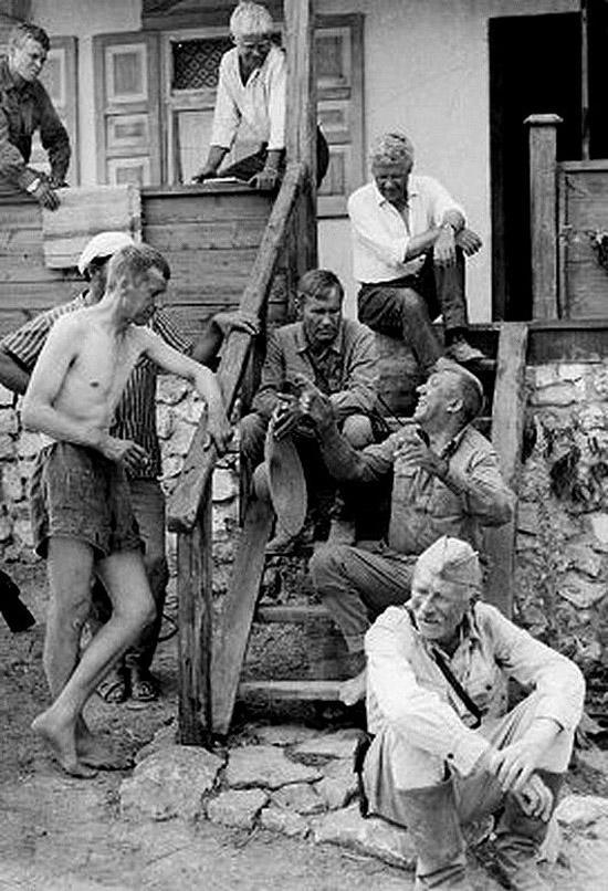 Светлые воспоминания об эпохе, которой больше нет Sovietcinema40