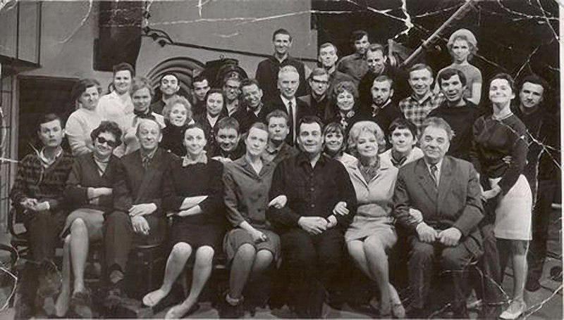 Светлые воспоминания об эпохе, которой больше нет Sovietcinema77