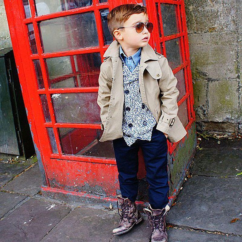 Где модно одеть ребёнка