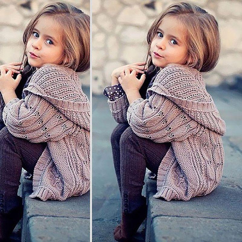 Фото красивых стильных девочек