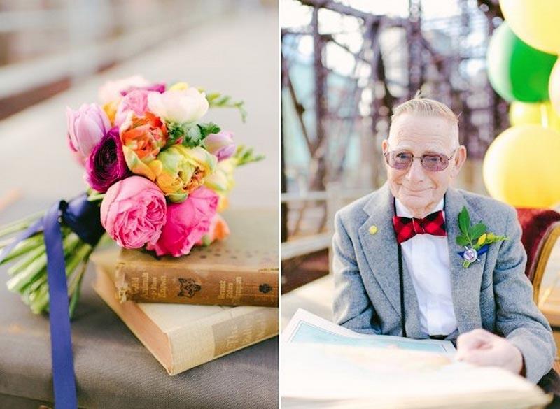 up themed anniversary 1 Трогательная Love Story к годовщине свадьбы
