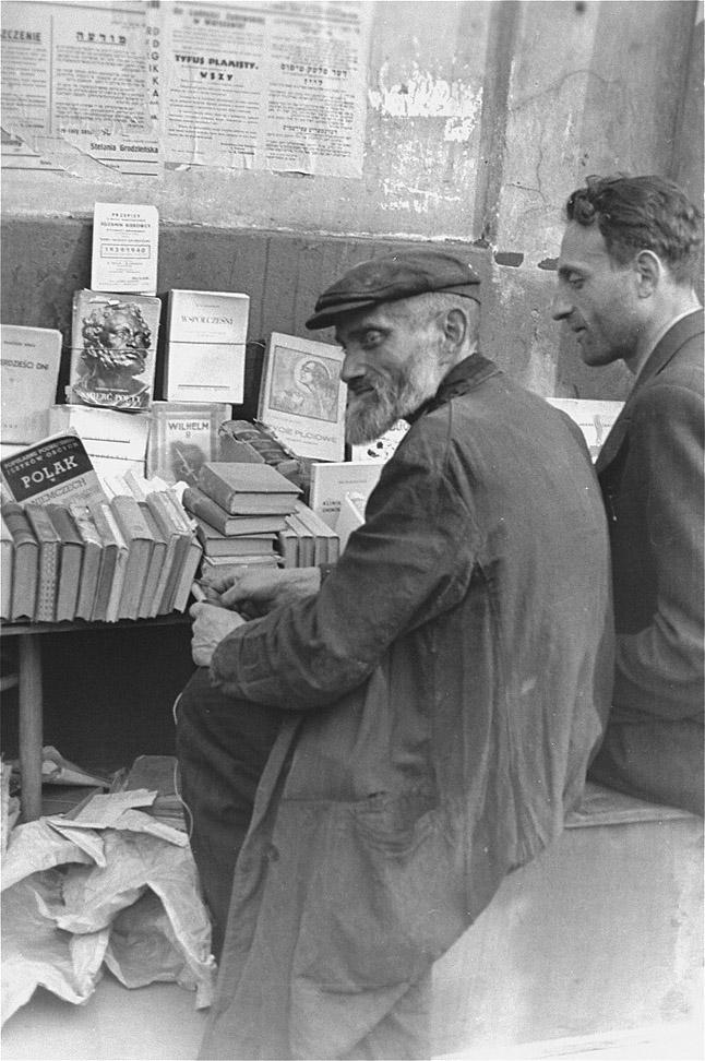 warsawgetto03 Запретные фотографии : Варшавское гетто летом 1941 года