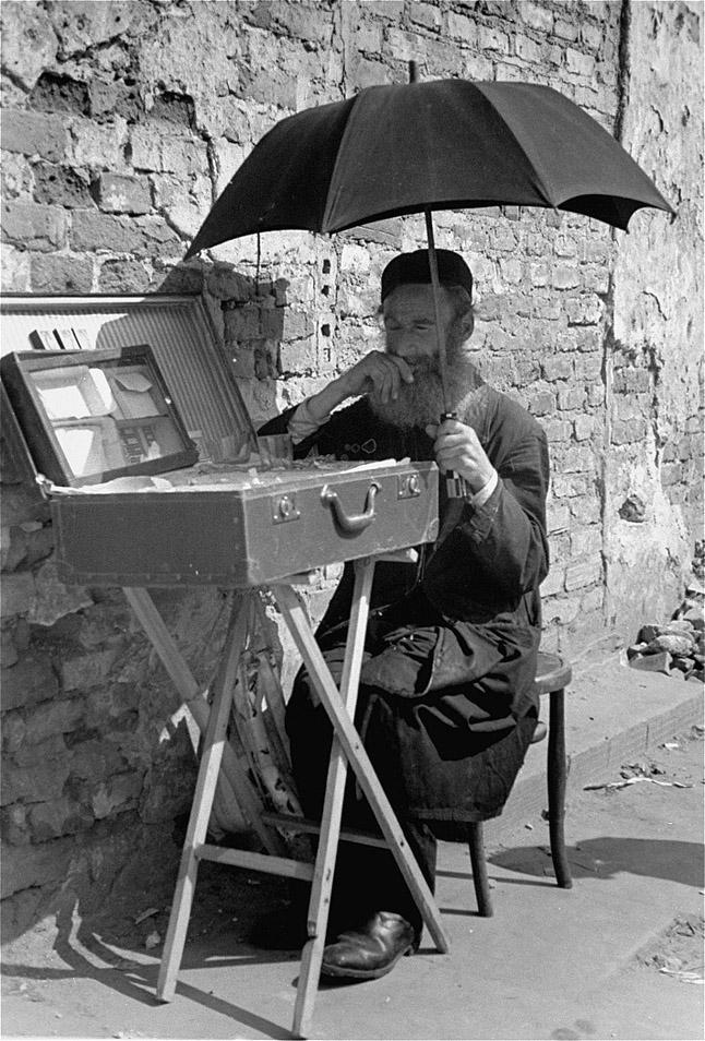 warsawgetto05 Запретные фотографии : Варшавское гетто летом 1941 года