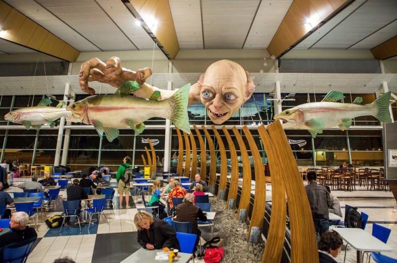 wrldairports14 800x531 13 аэропортов мира, в которых можно неплохо провести время
