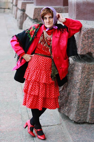 1. Валерия Николаевна, 75 лет. Москва.