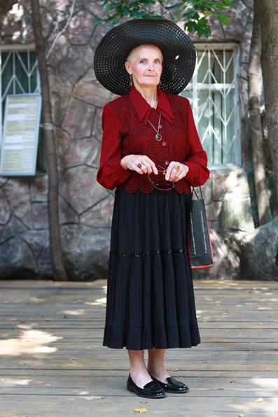 3. Лариса Иосифовна, 63 года. Москва