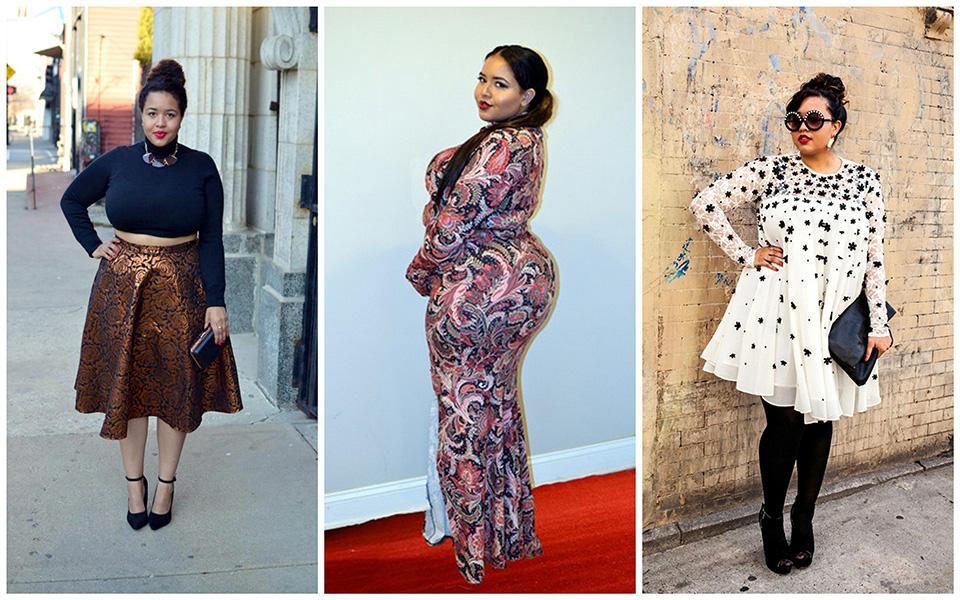 Луки Одежды Для Полных Женщин